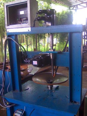 信捷點焊機控制系統